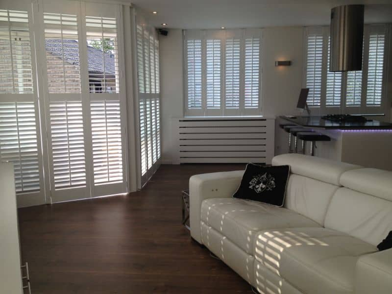 Shutters passen in ieder interieur